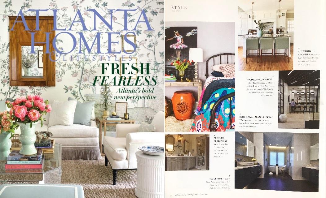 Atlanta Homes & Lifestyles - September 2018