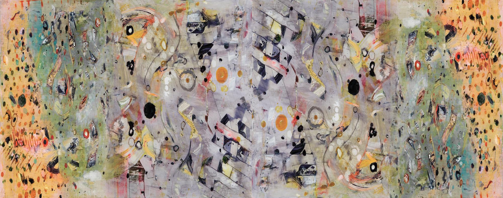 """Il Barone Rampante Series, #1, archival pigment print, 15 3/8"""" x 39"""", 2013"""