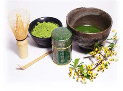 The Beauty and Simplicity of a Cuo of Matcha