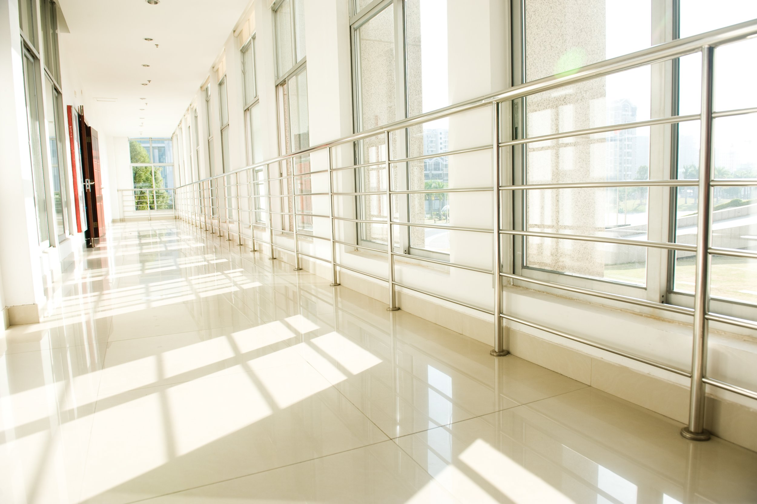 Let A Mug You Can Trust electrify your Vinyl Composition Tile (VCT) floor with our deep cleaning and wet look shine floor coating and polishing. We will help your business look bright and cheery to project a positive image to your customers.