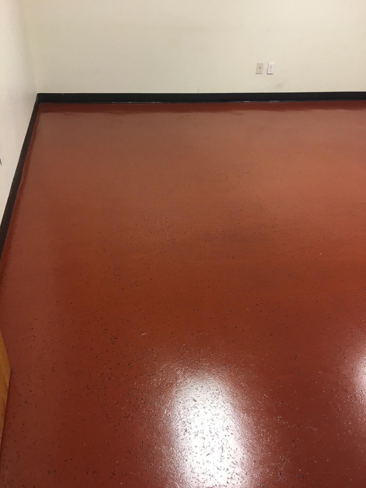 Copy of Vinyl Floor Cleaning