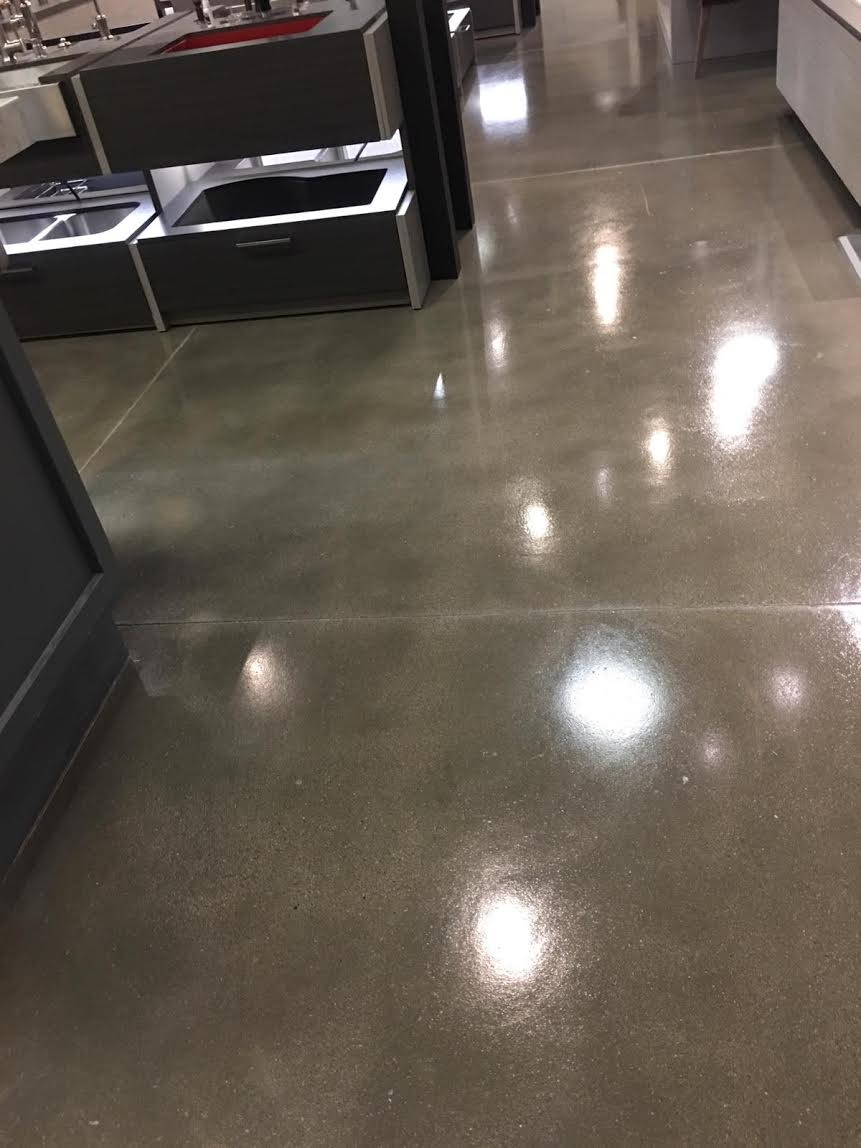 Copy of Shiny Vinyl Floors