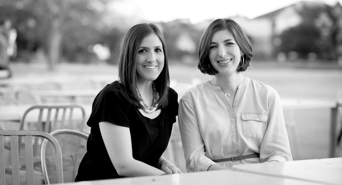 Virginia Cruz and Kristina Moshtaghi - Austin Therapists and Counselors
