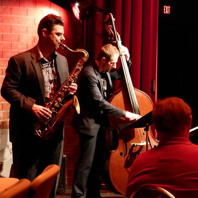 Backstage Jazz Club with Chris Madsen Trio