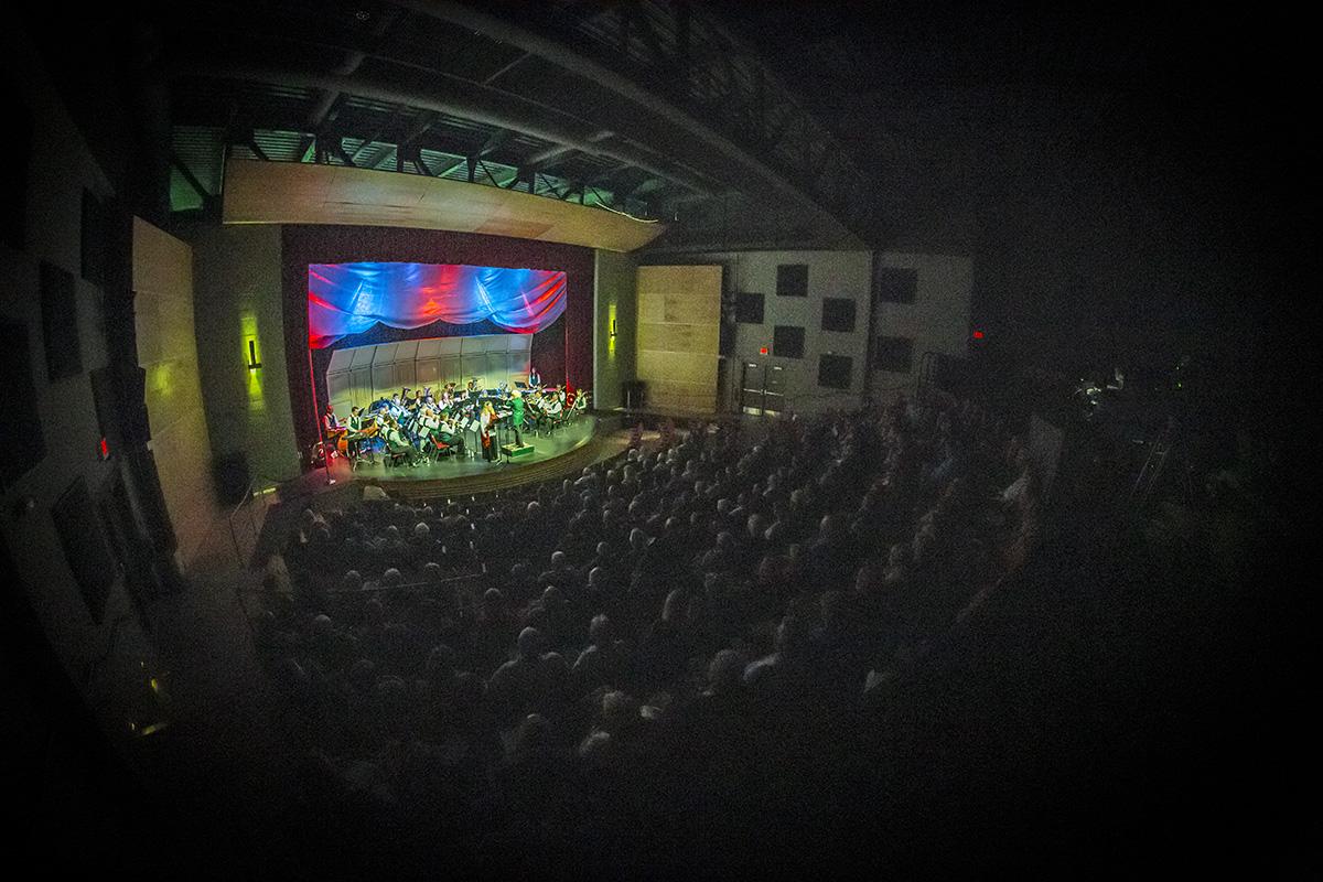 Prairie Brass Band Concert - photo credit Dan Landbo