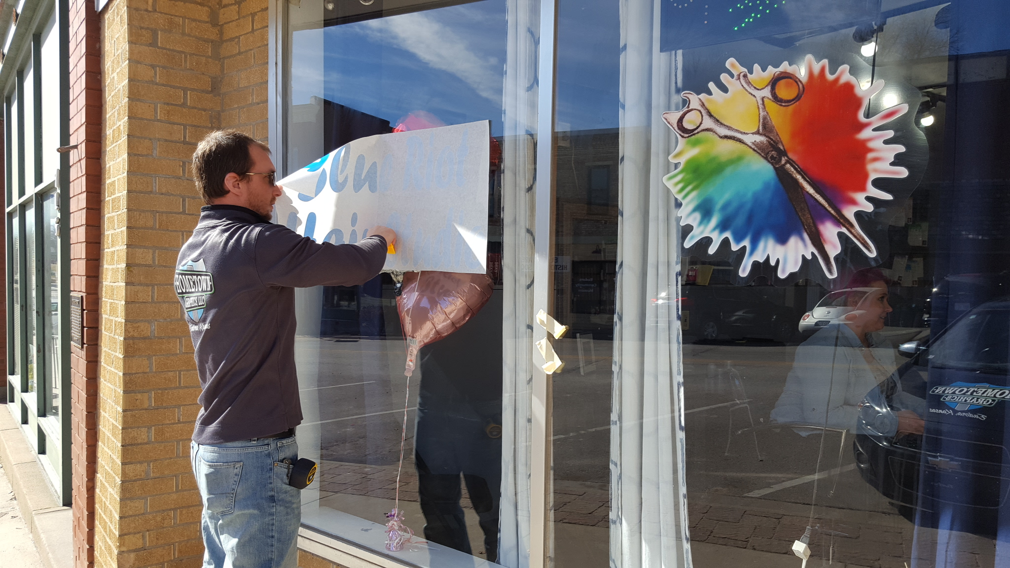 storefront window lettering