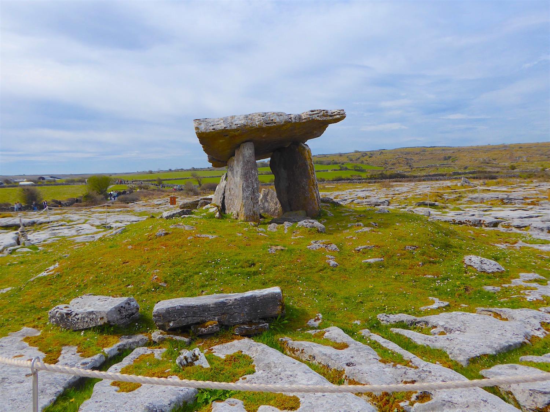 Poulnabrone Dolmen, Ireland - Photo by C.Sturm