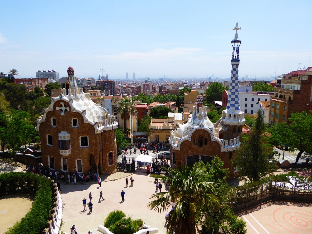 Parc Güell, Barcelona - Photo by C.Sturm