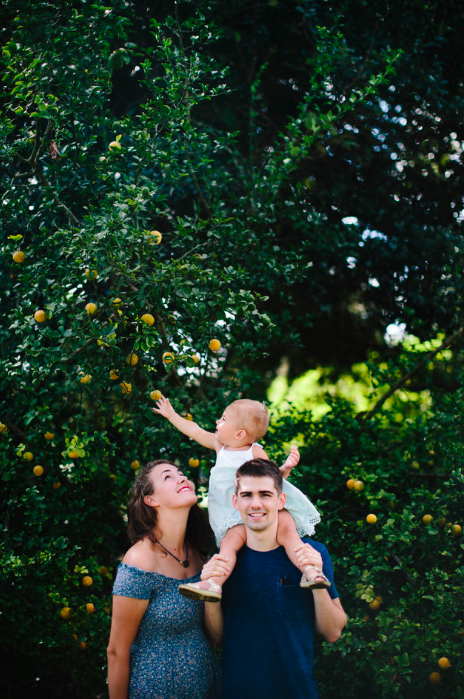 Special thanks to Melissa Toms for the photo of my sweet family