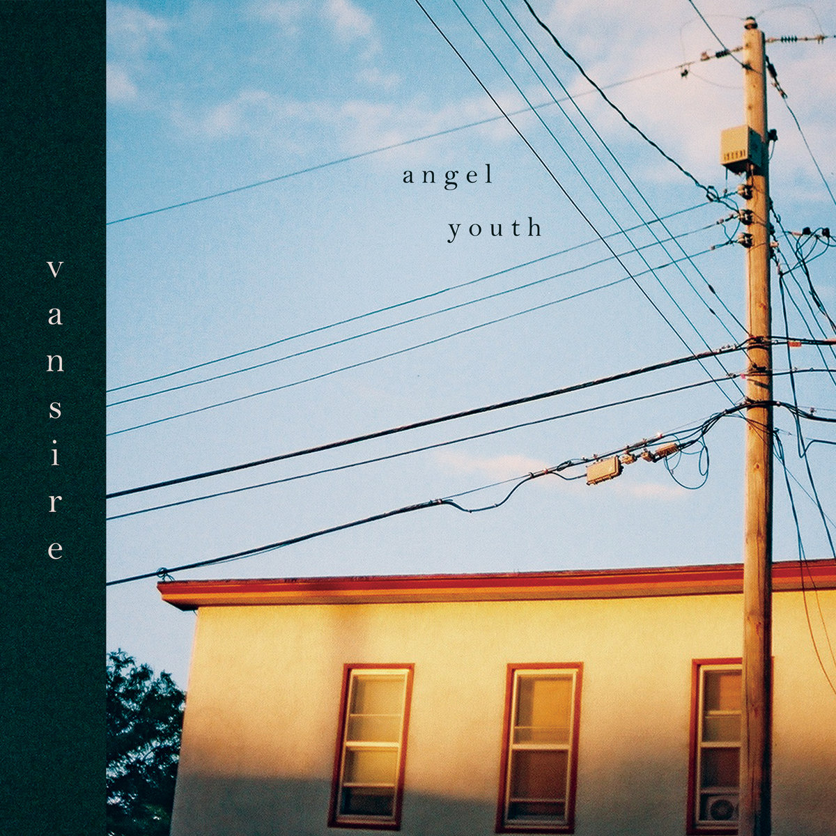 Vansire released  Angel Youth  earlier this year. The album features multiple collaborations with other artists.   Album art owned by Vansire.