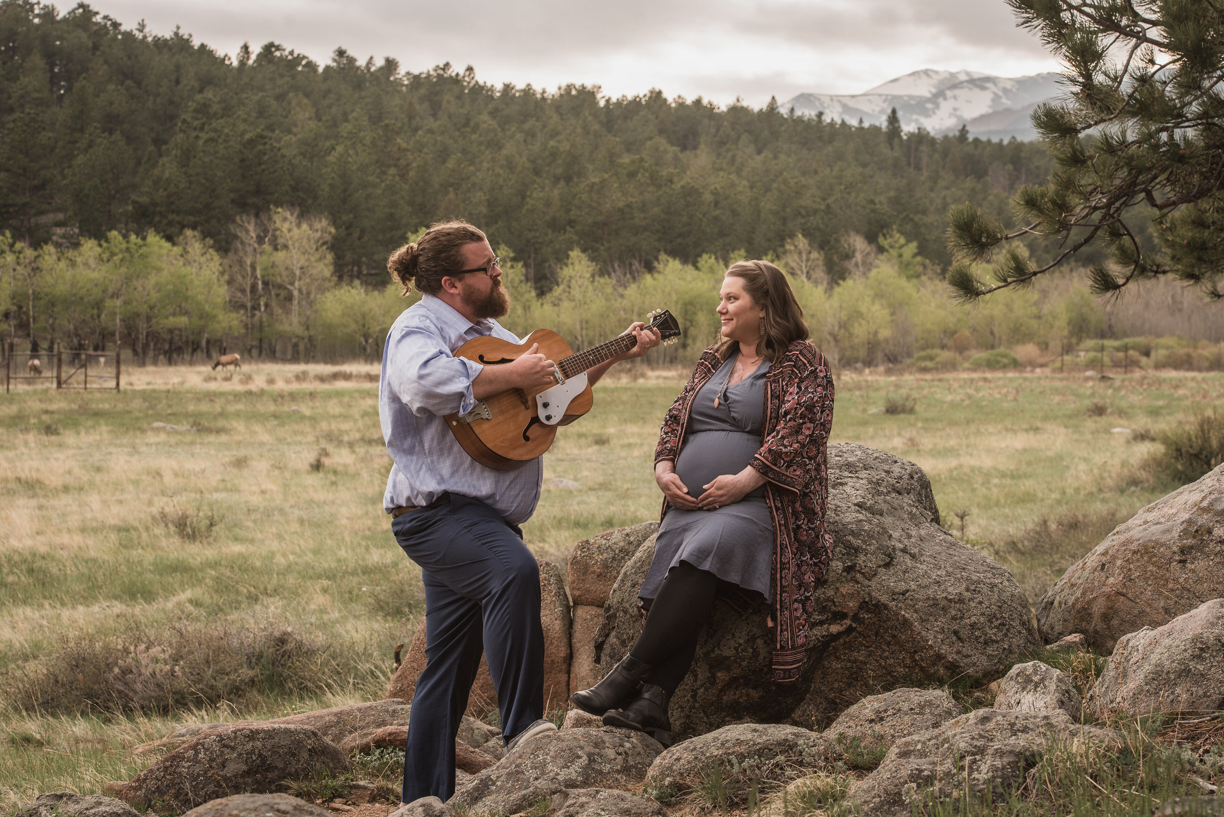 boulder family maternity photographer