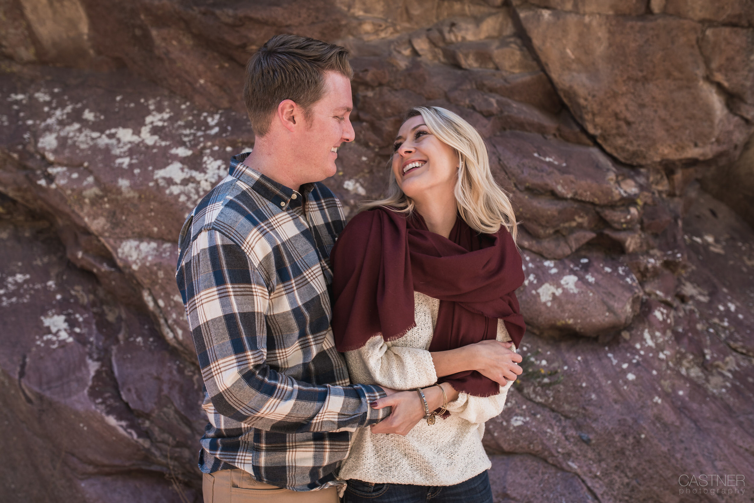 boulder eldorado canyon wedding engagement photography mountains fall