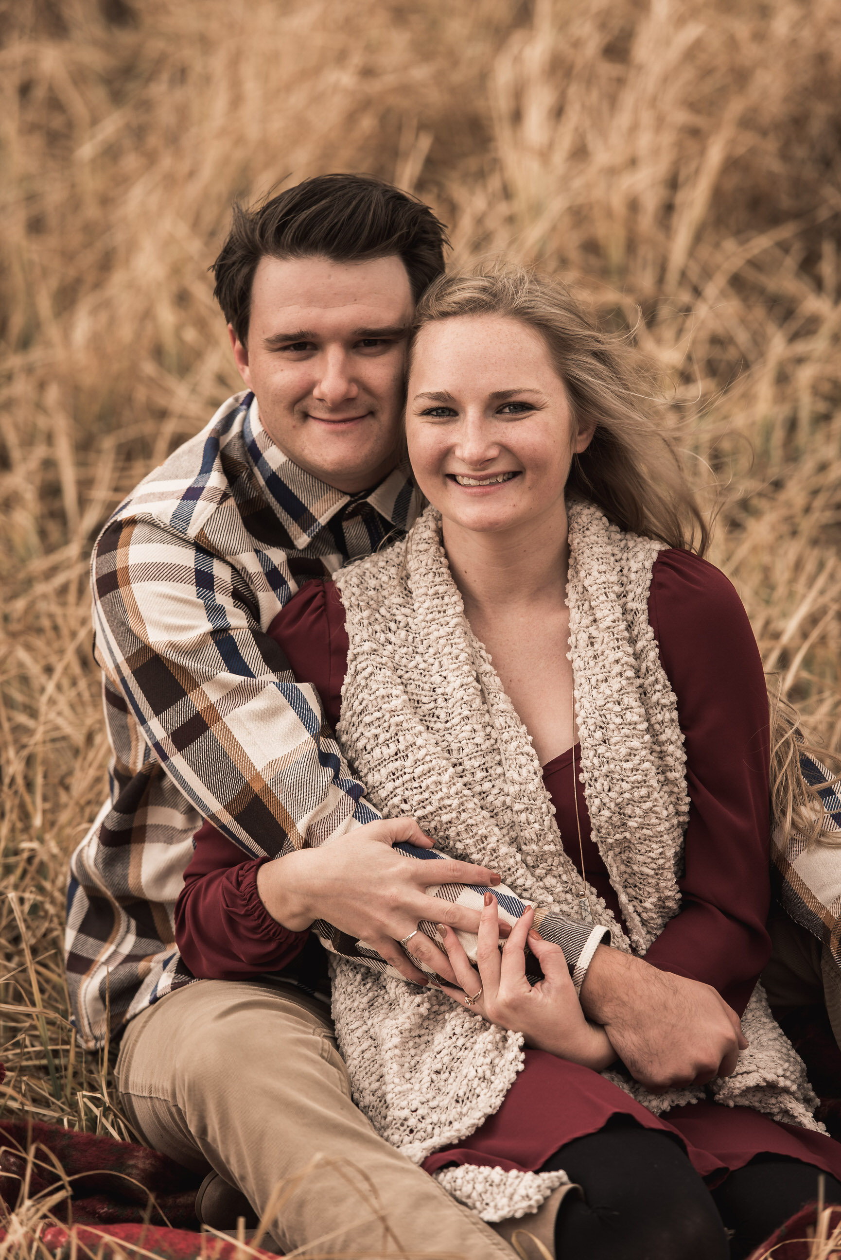 summit county engagement wedding photography boulder