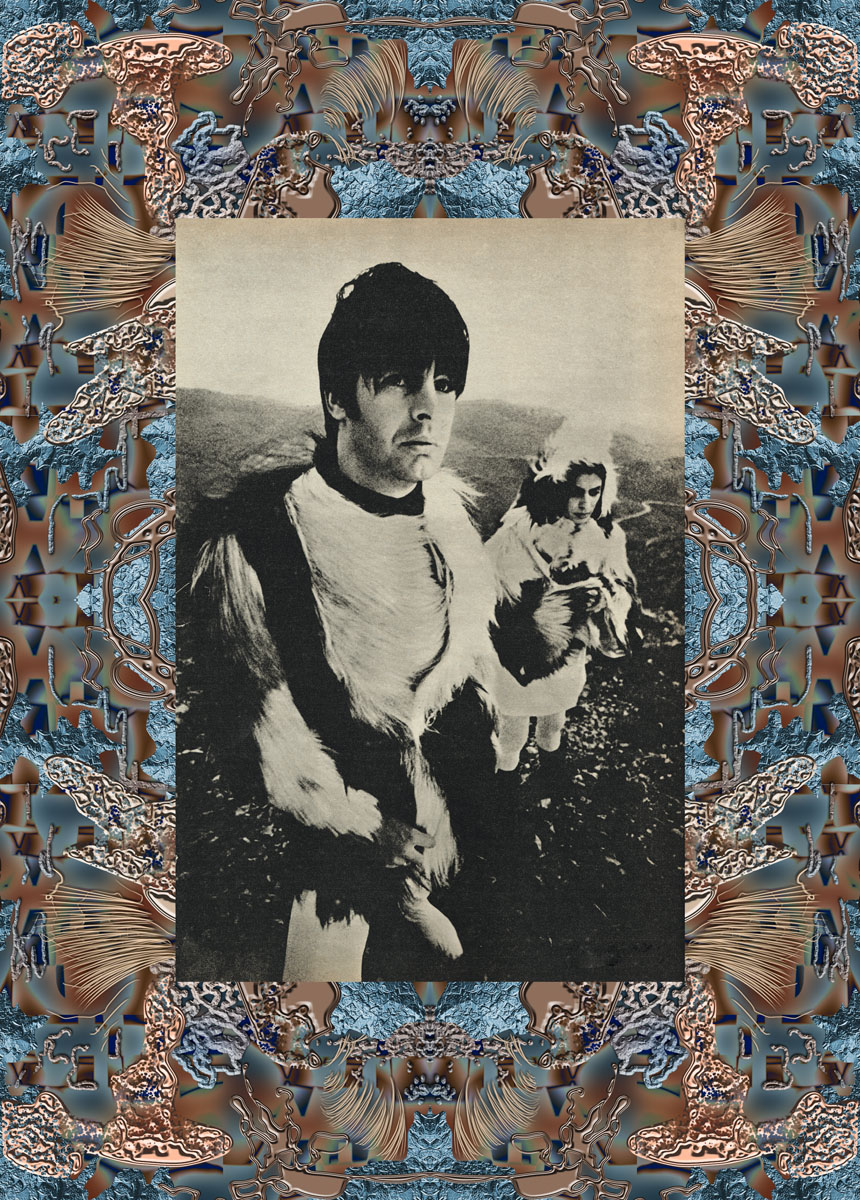 'Leathers from Bulgaria' – Krzysztof Gierałtowski's fashion shoot for Ty i Ja magazine, #127, 1970