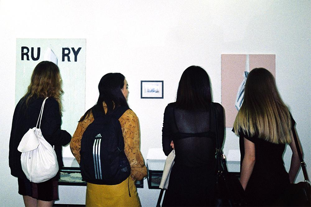 Kacper Szalecki, view form the exhibition  PATTERN. CITY. TARNÓW