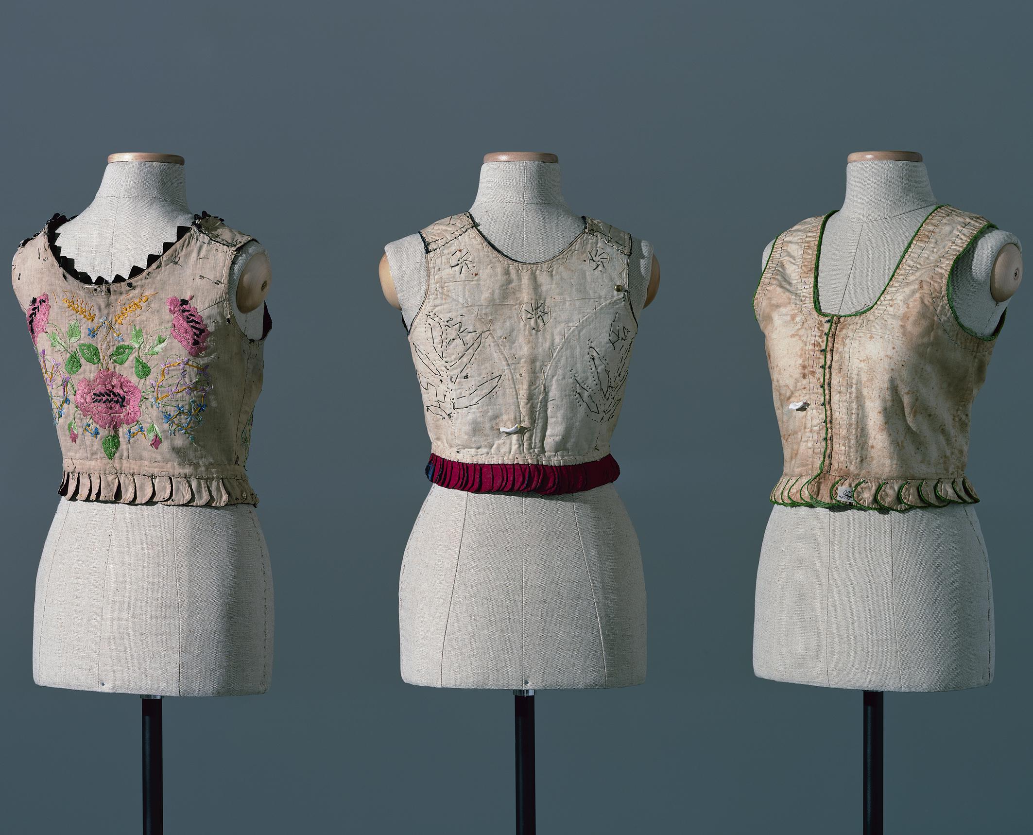 """Reverse. Peasant corsets"" Bownik, 2016"