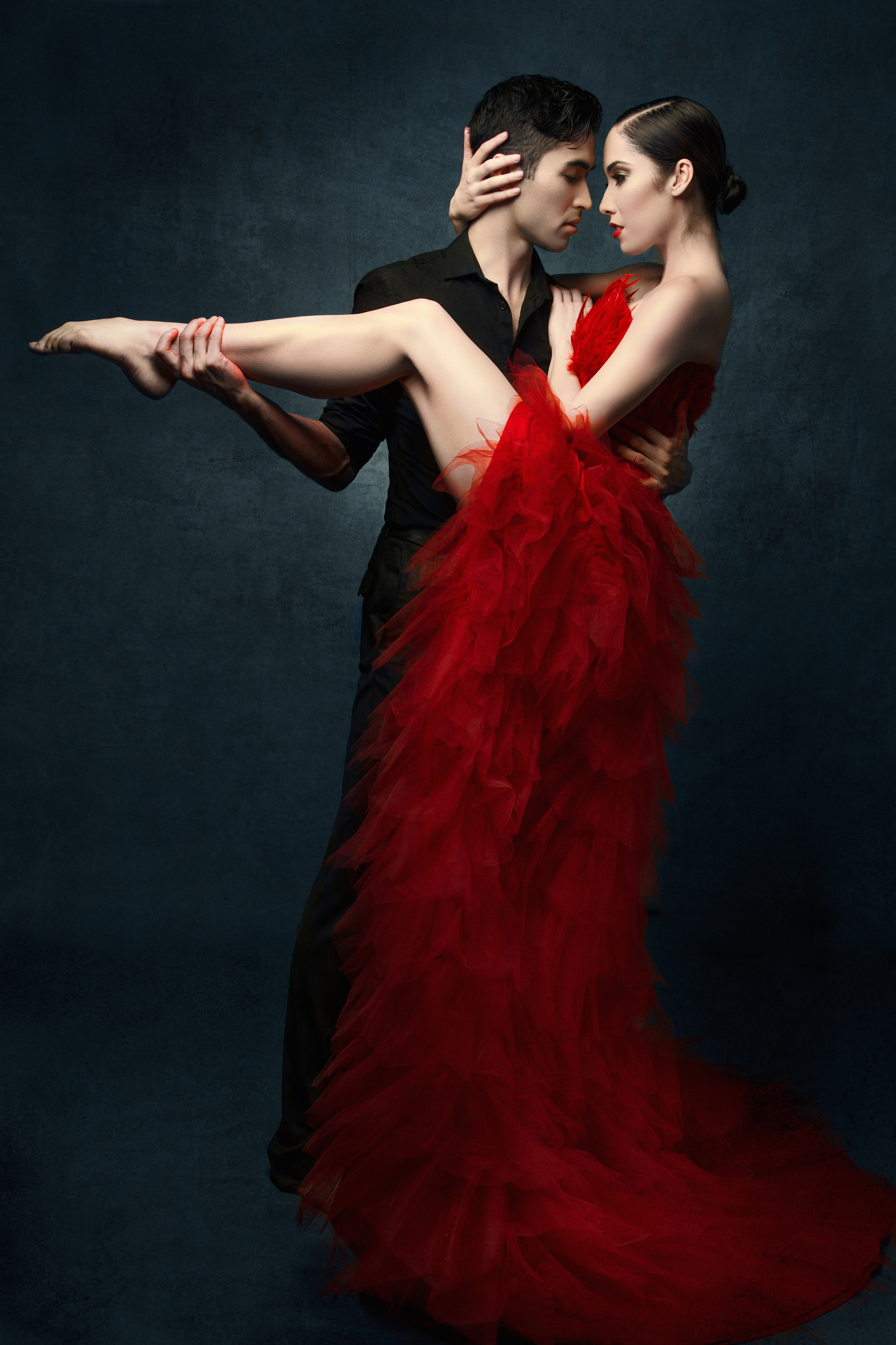 Photo Credit: Lindsay Adler Fashion Photography, Hair and Makeup: Griselle Marie Rosario Lafontaine, Dress: Xaolin