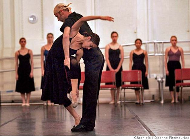 San Francisco Chronicle  San Francisco Conservatory of Dance