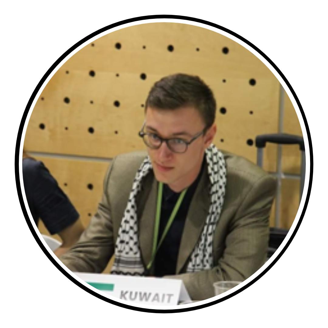 Stijn Mertens - Presiding OfficerNATO
