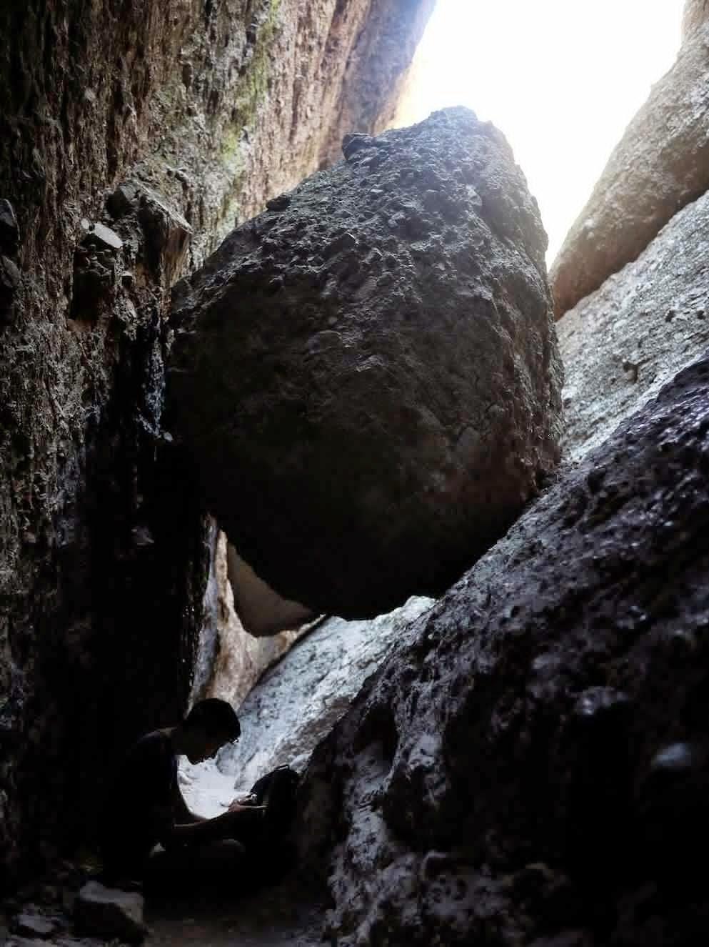 Rest Stop - Pinnacles National Park
