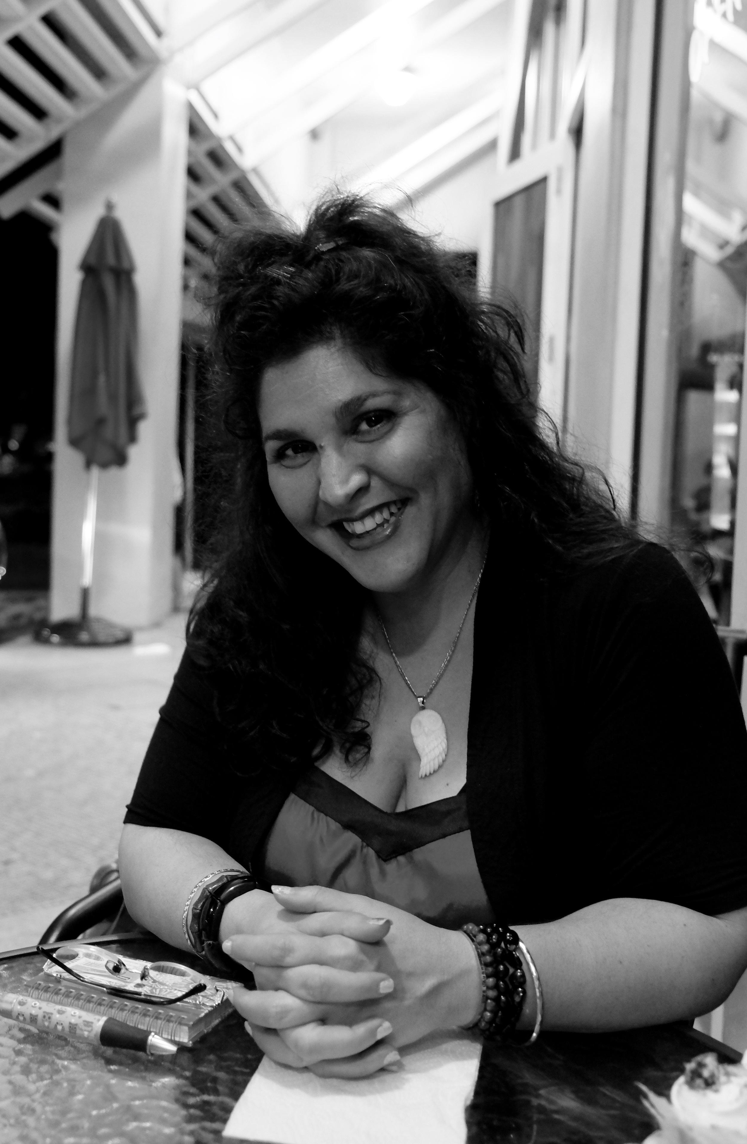 Sophia Molfetas Tamayo: Interview