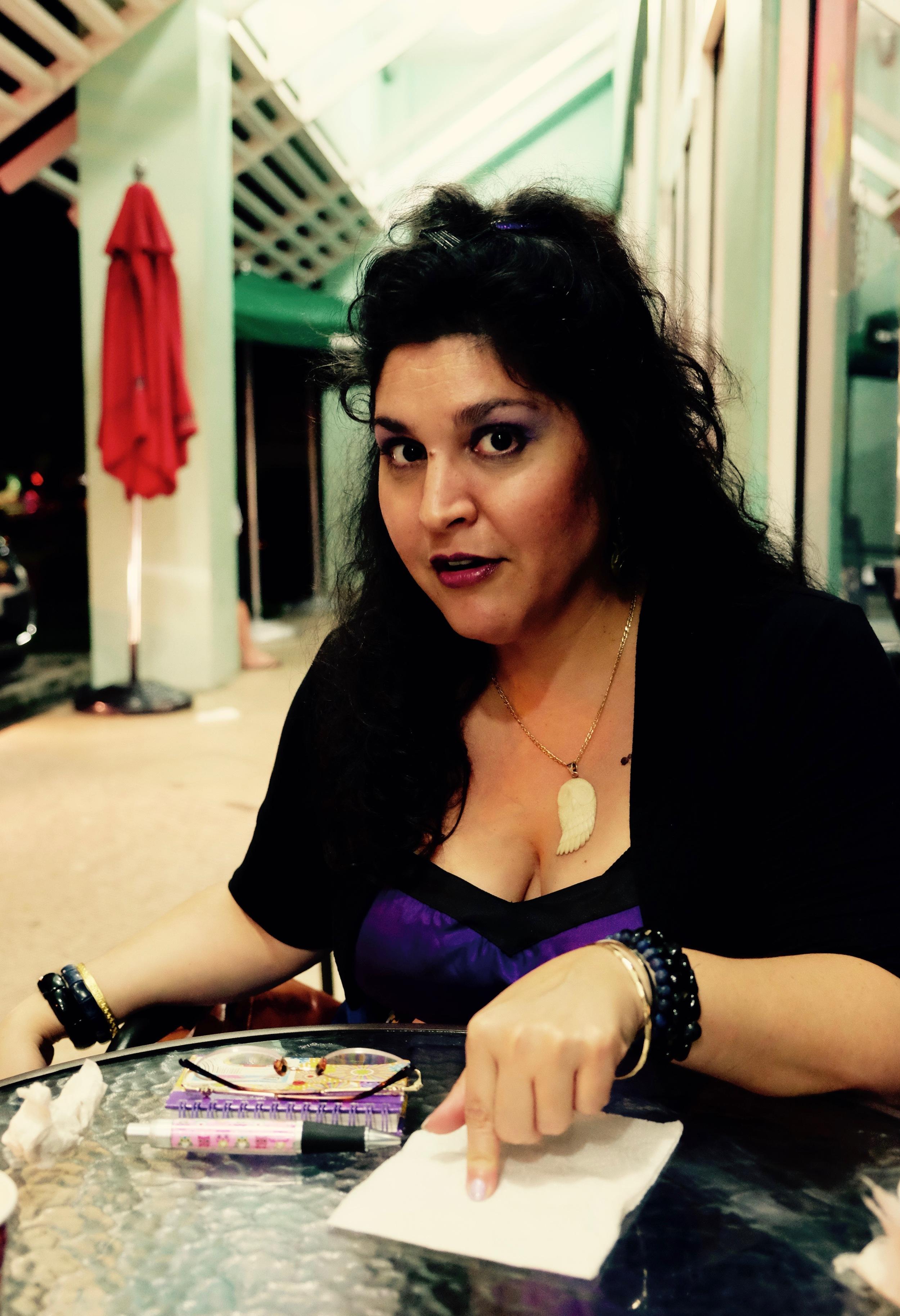 Sophia Molfetas-Tamayo: Interview