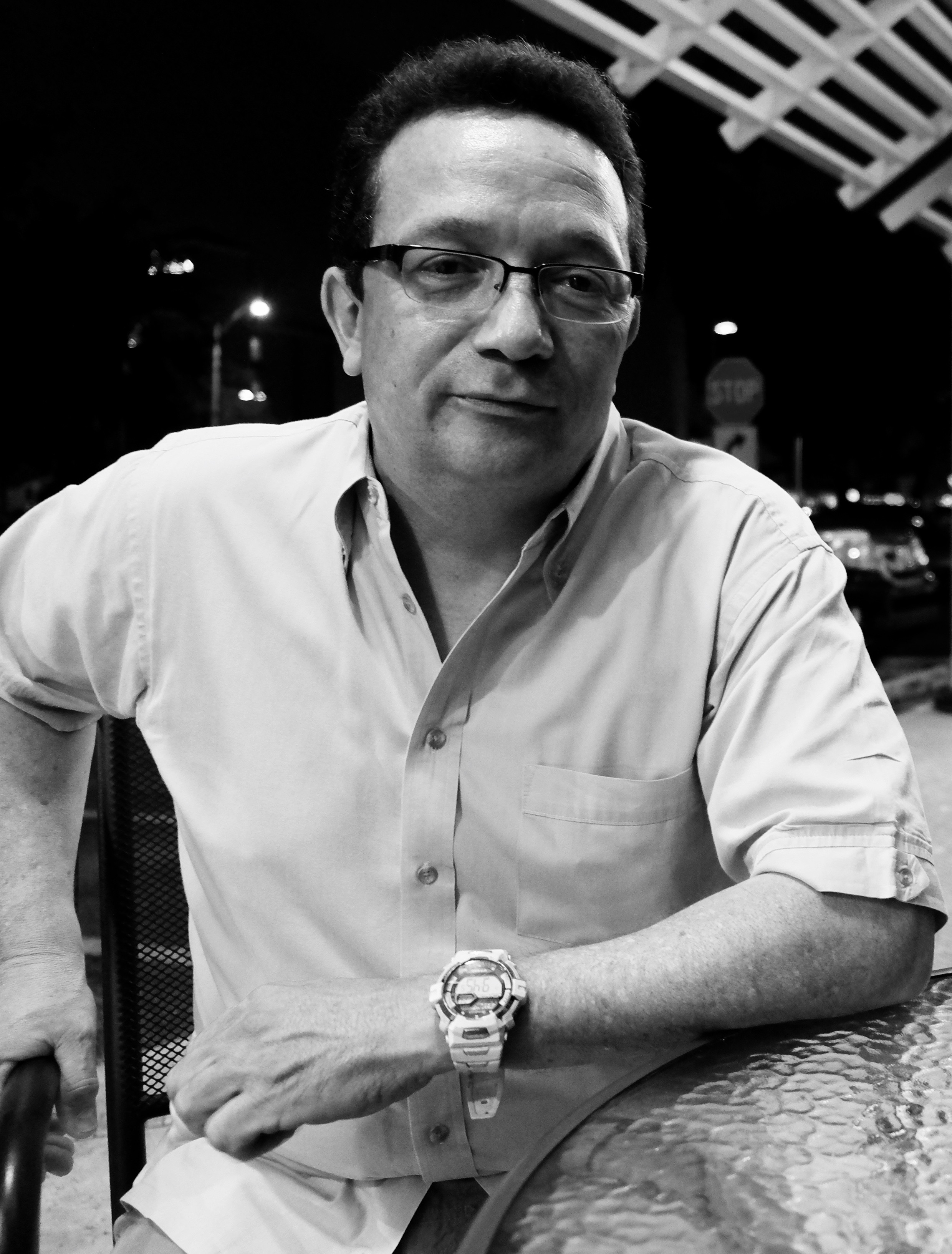 Peter Tamayo: Interview