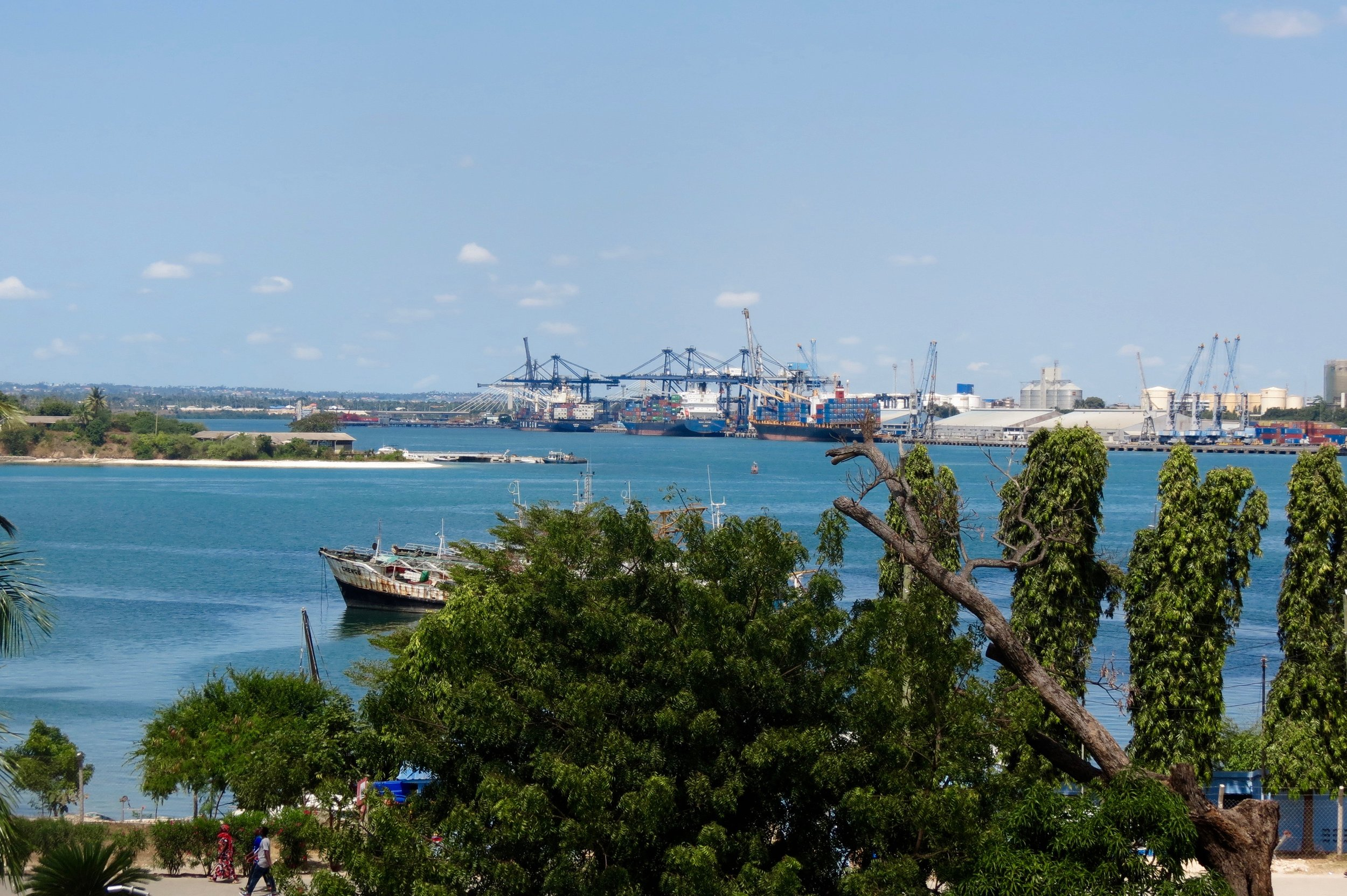 Port of Tanzania