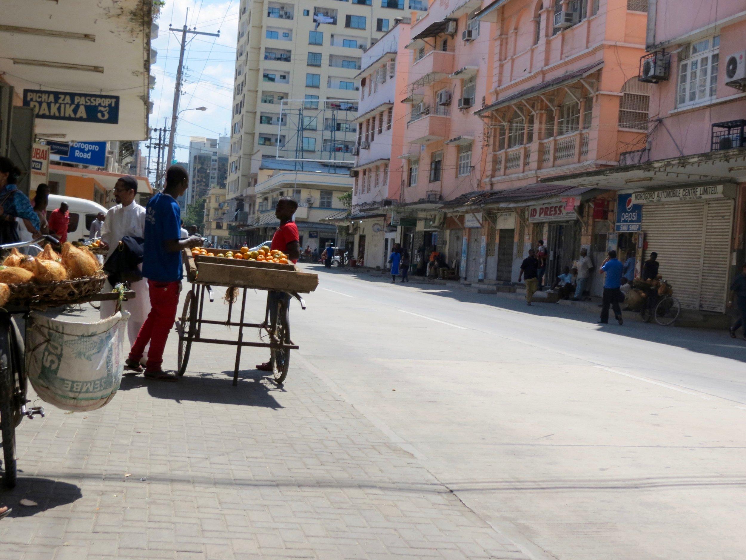 Daily Life in Dar