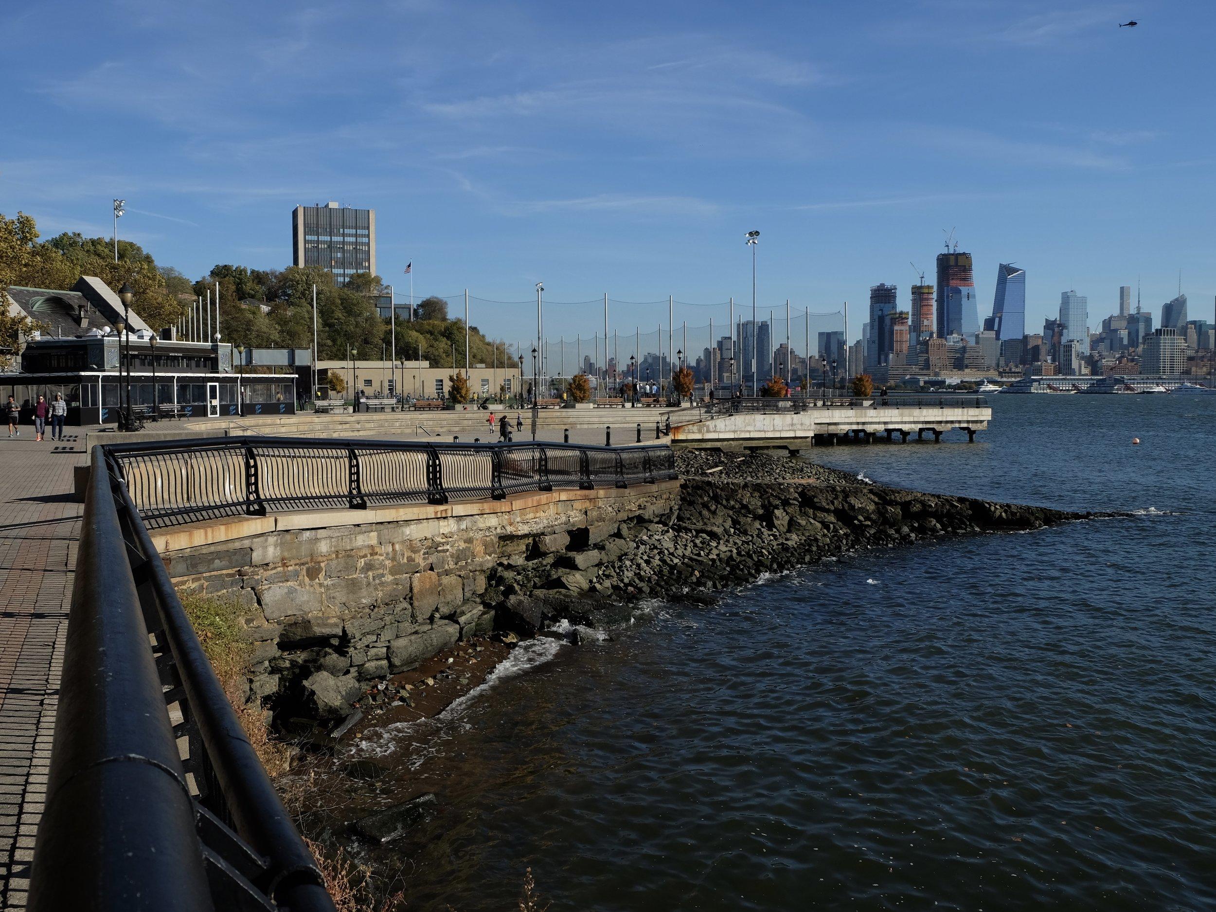 Hoboken - Sinatra Park