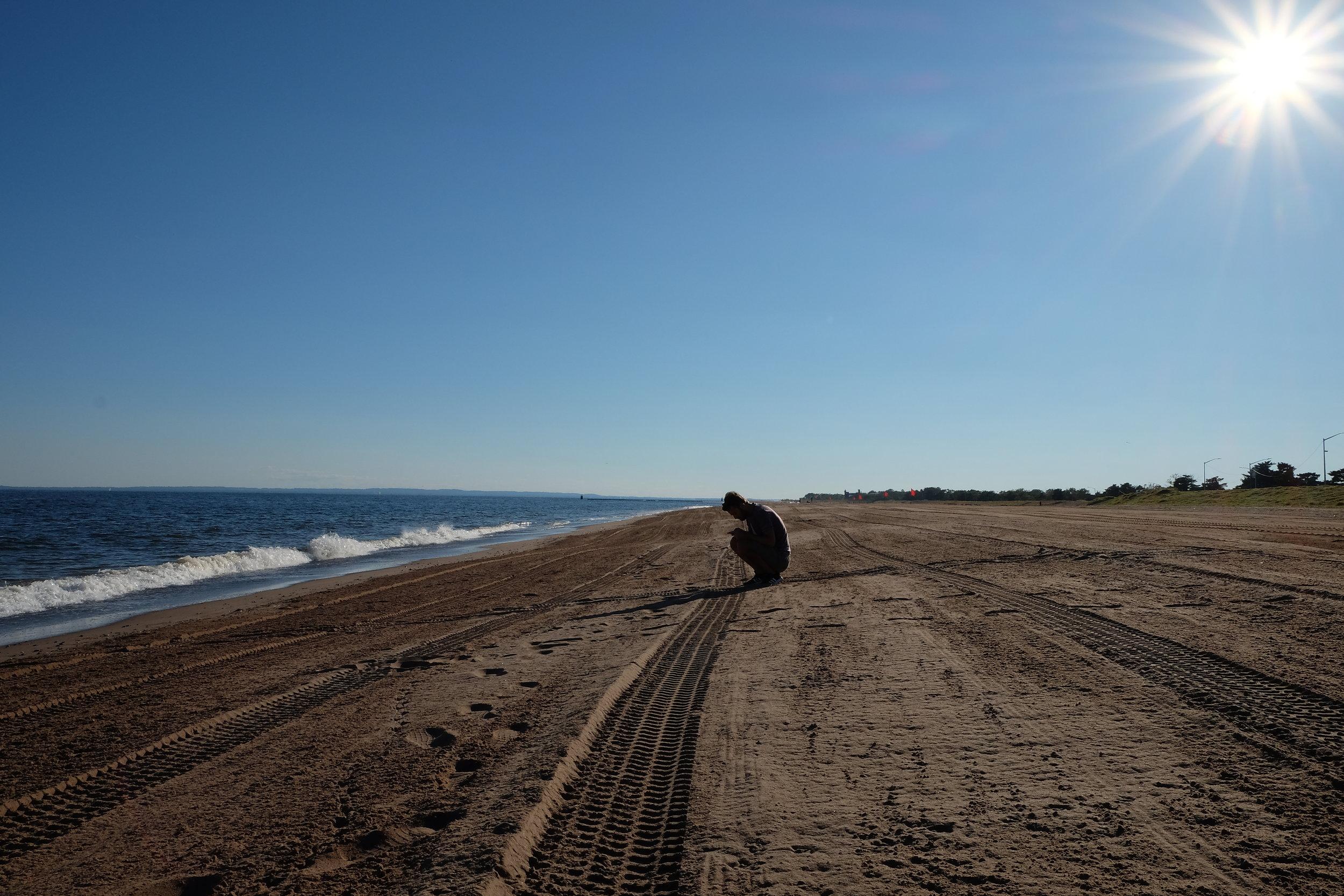 Staten Island   FDR Beach