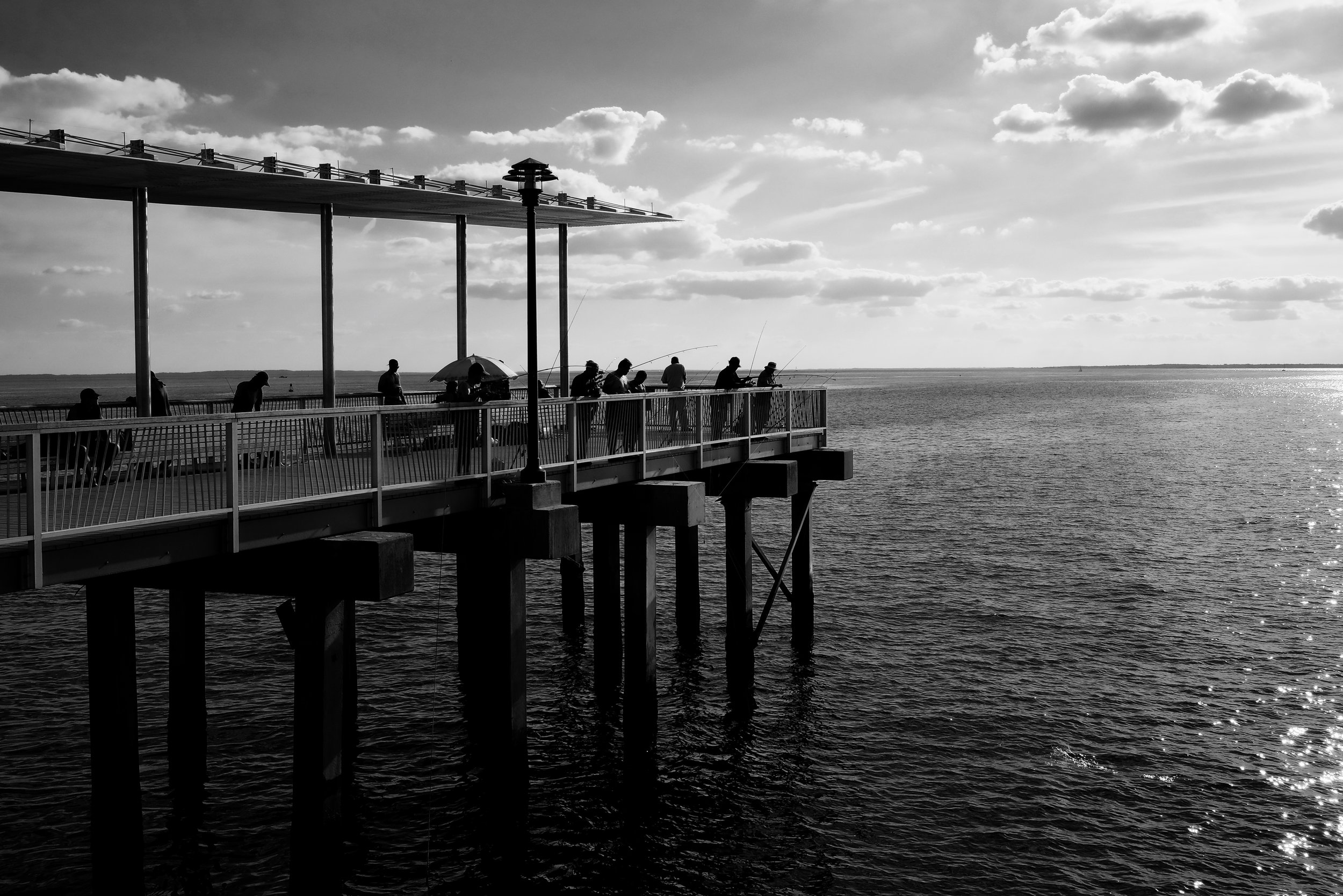 Coney Island's Pier