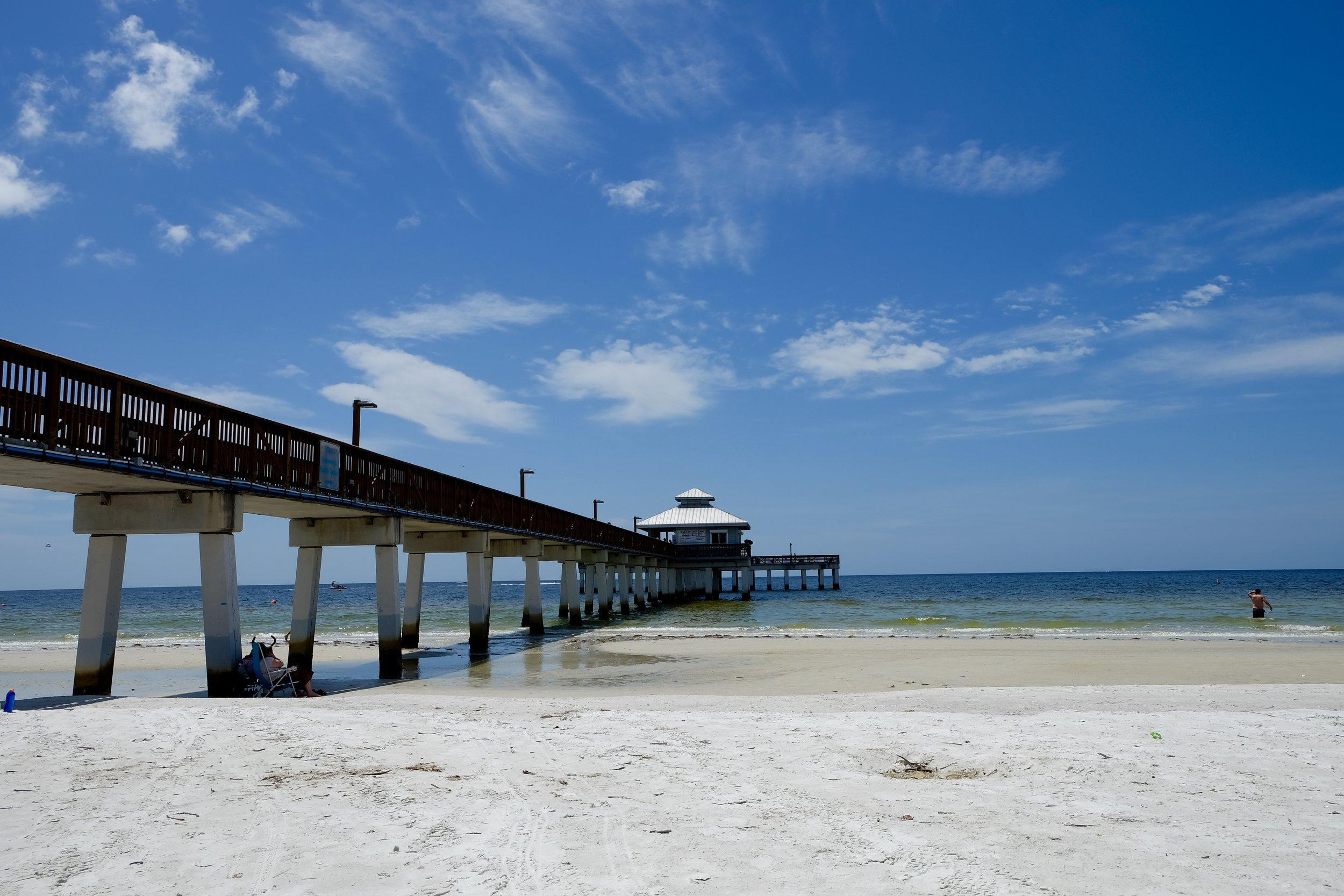 Fort Myers Beach: Lynn Hall Beach Park