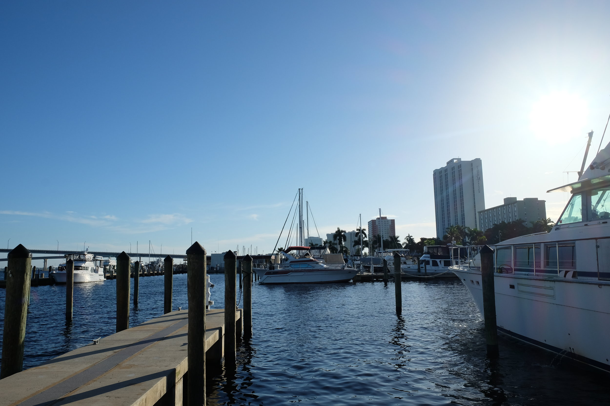 Downtown Fort Myers: Centennial Park
