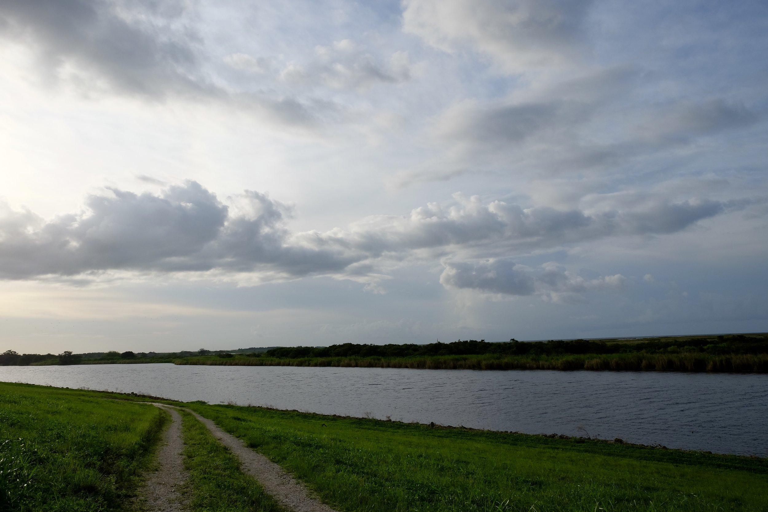 Lake Okeechobee: John Stretch Park