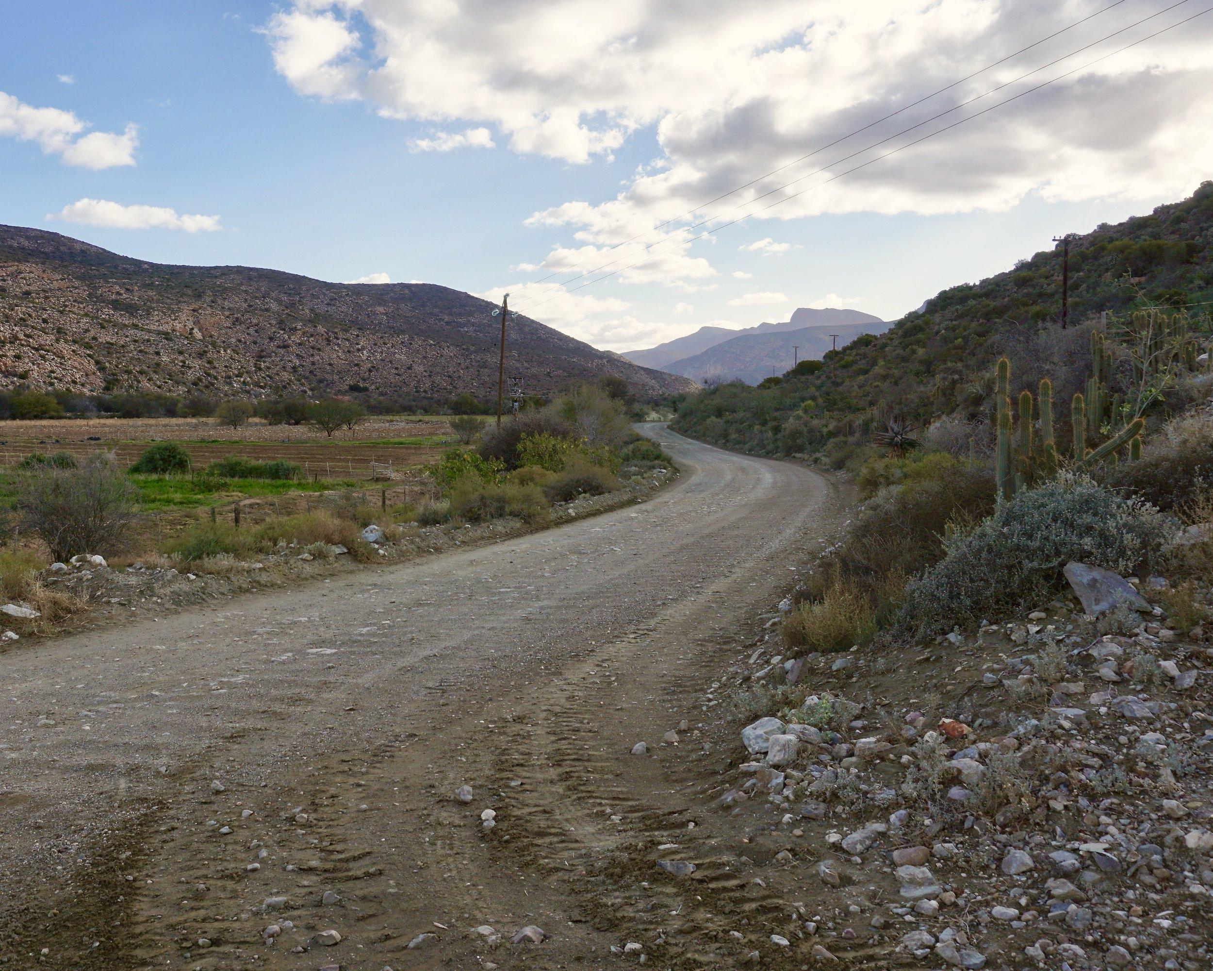 Klein Karoo: Prins River Valley