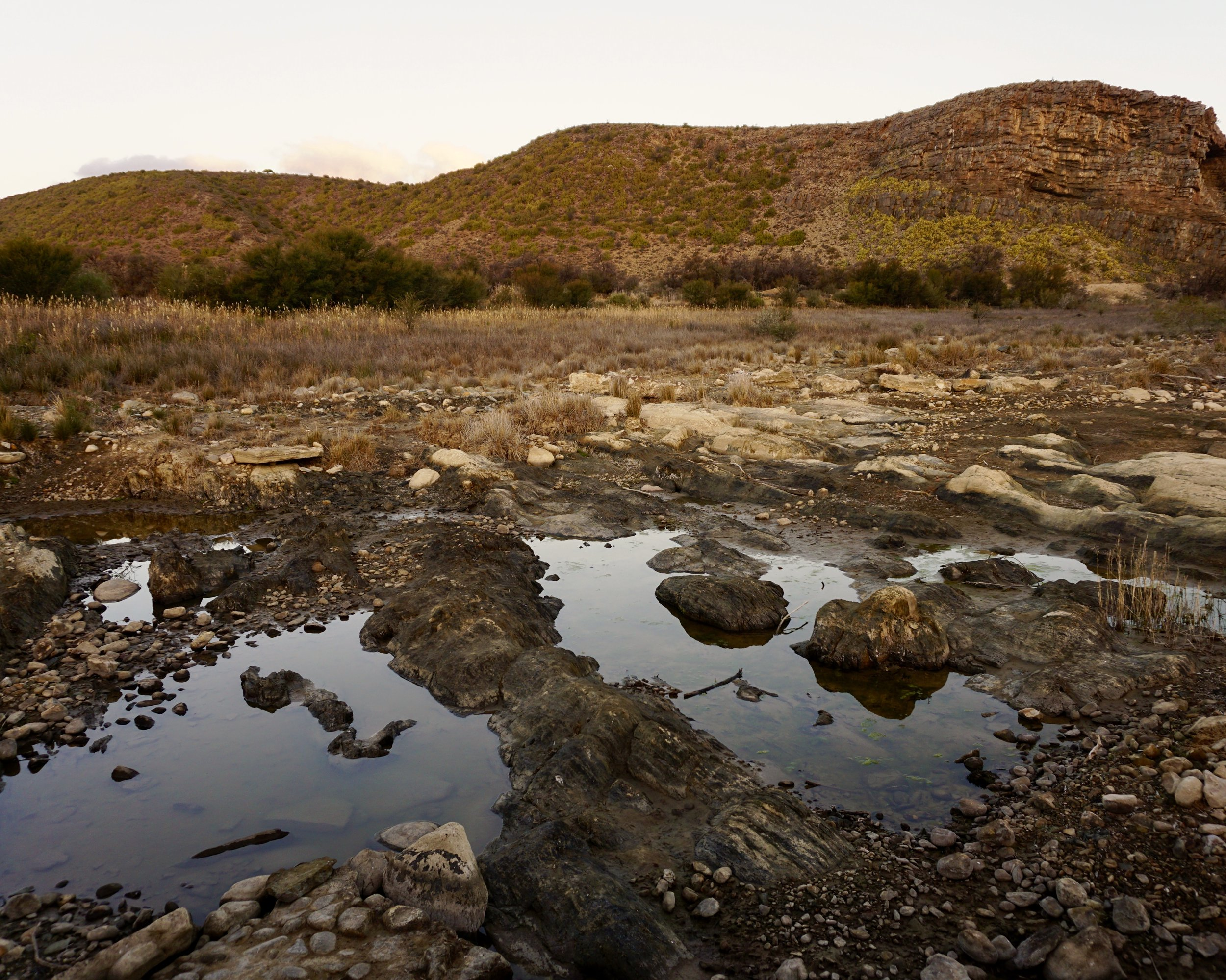 Klein Karoo: Dry River Bed