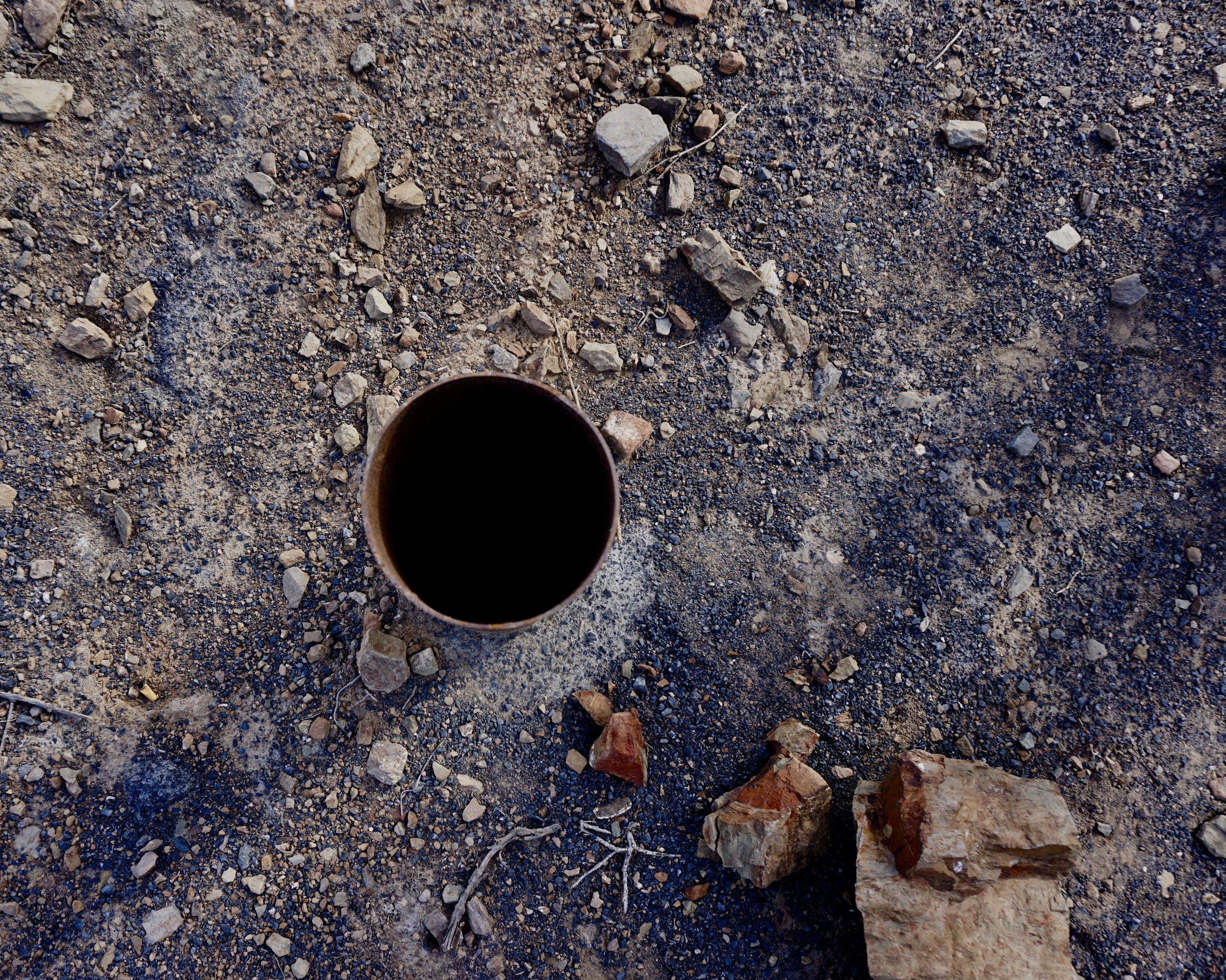 Klein Karoo: Andrew's Borehole