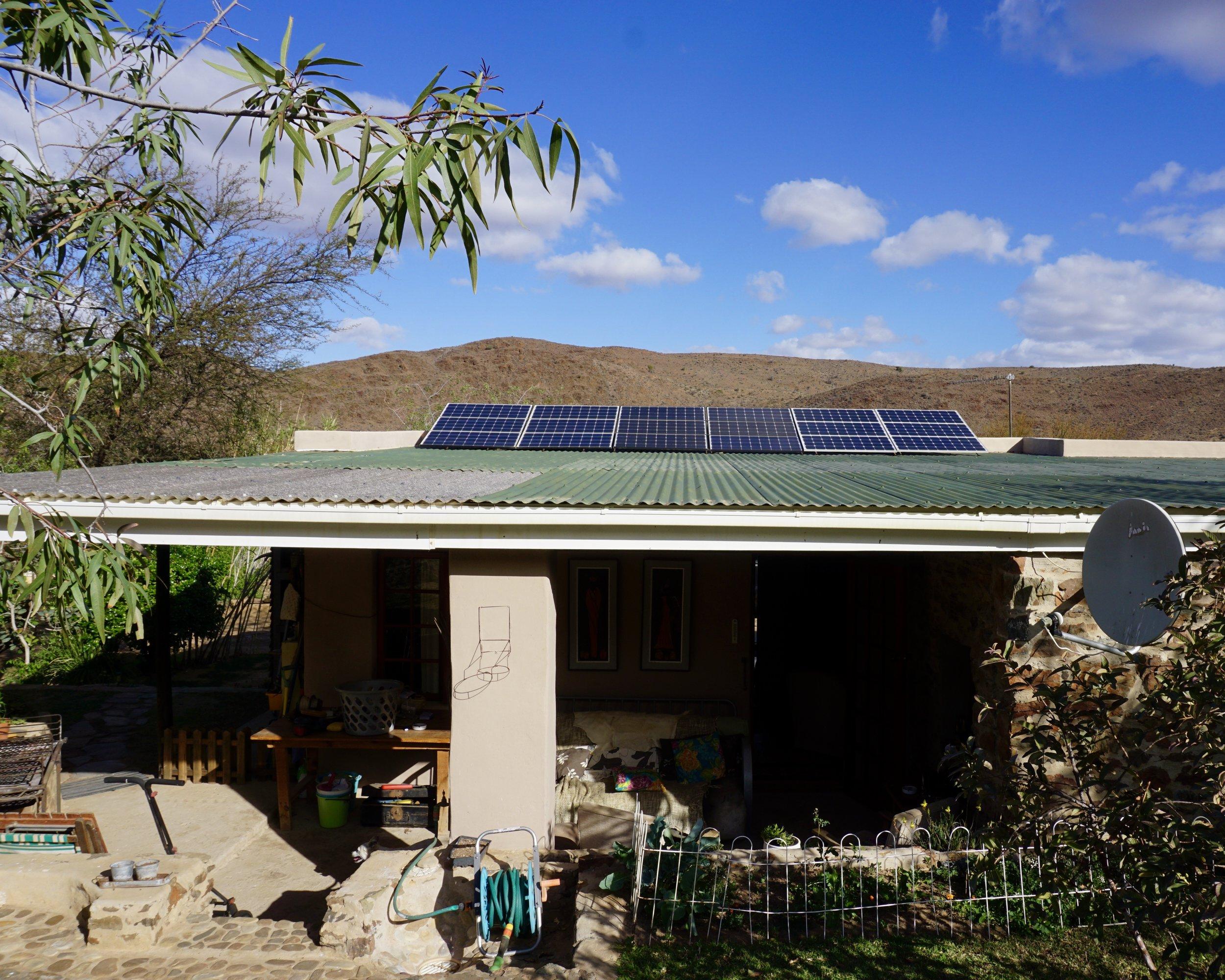 Klein Karoo: Andrew's House
