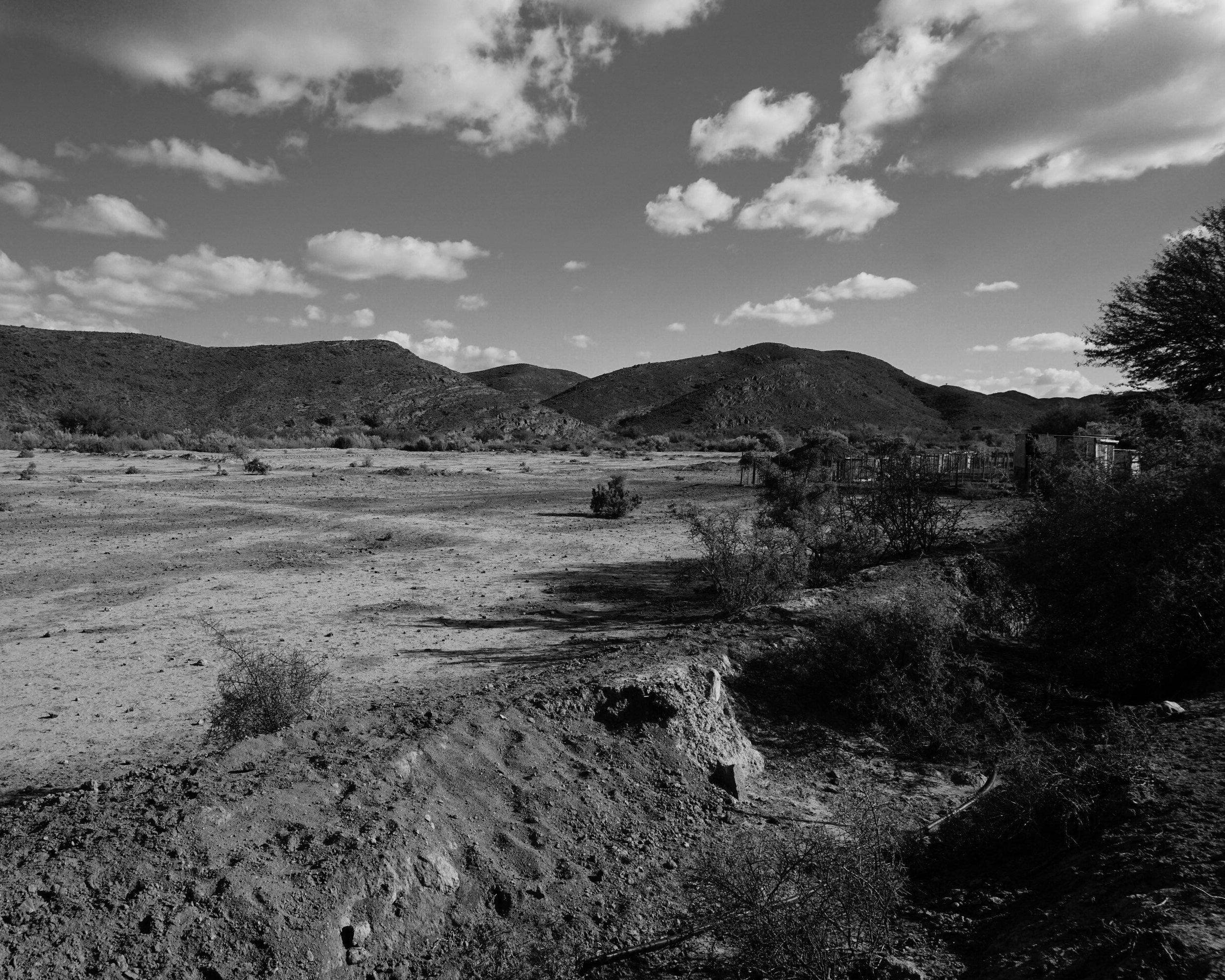 Klein Karoo: Andrew's Fields