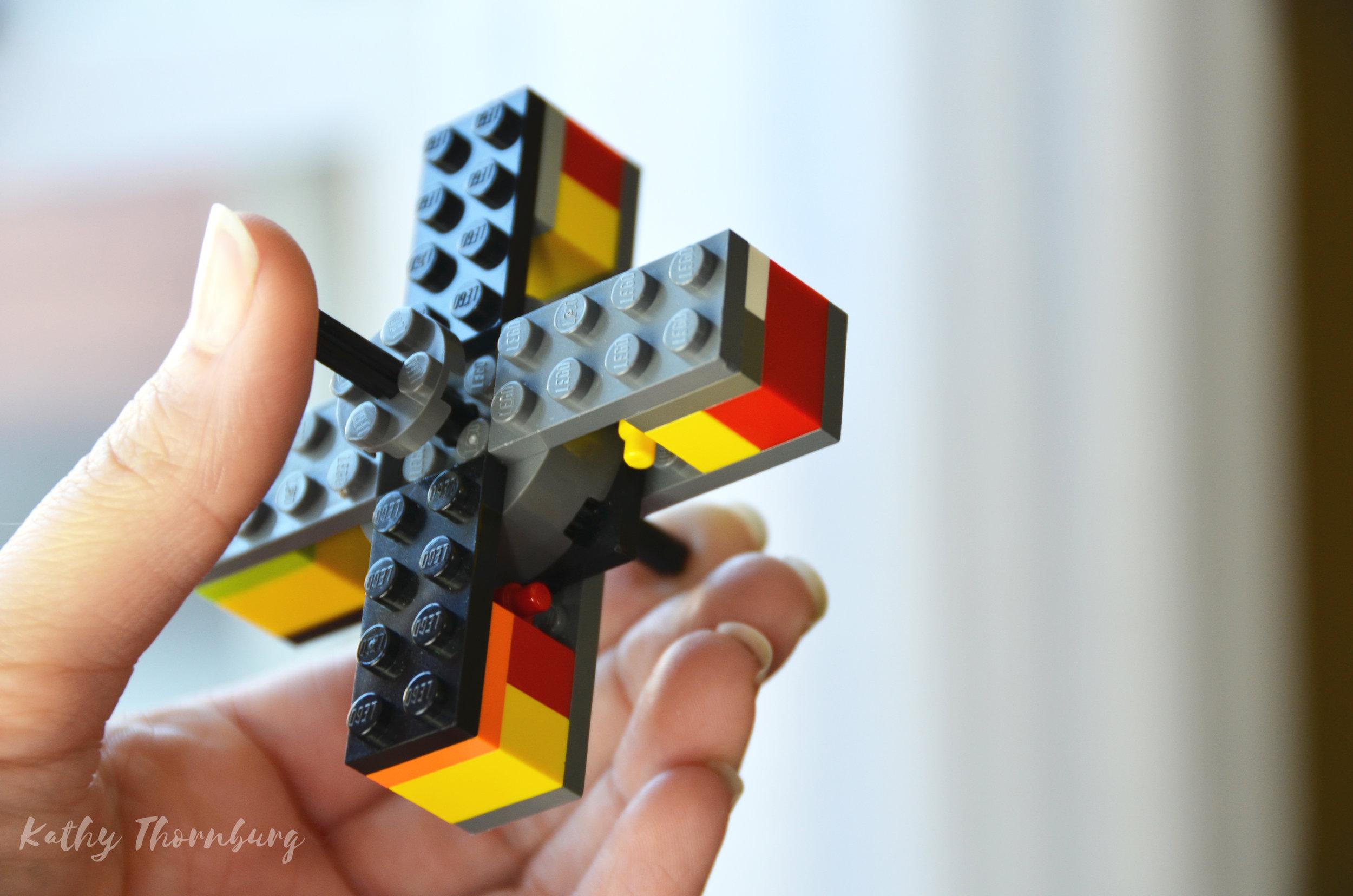 LEGO FIDGET SPINNER -
