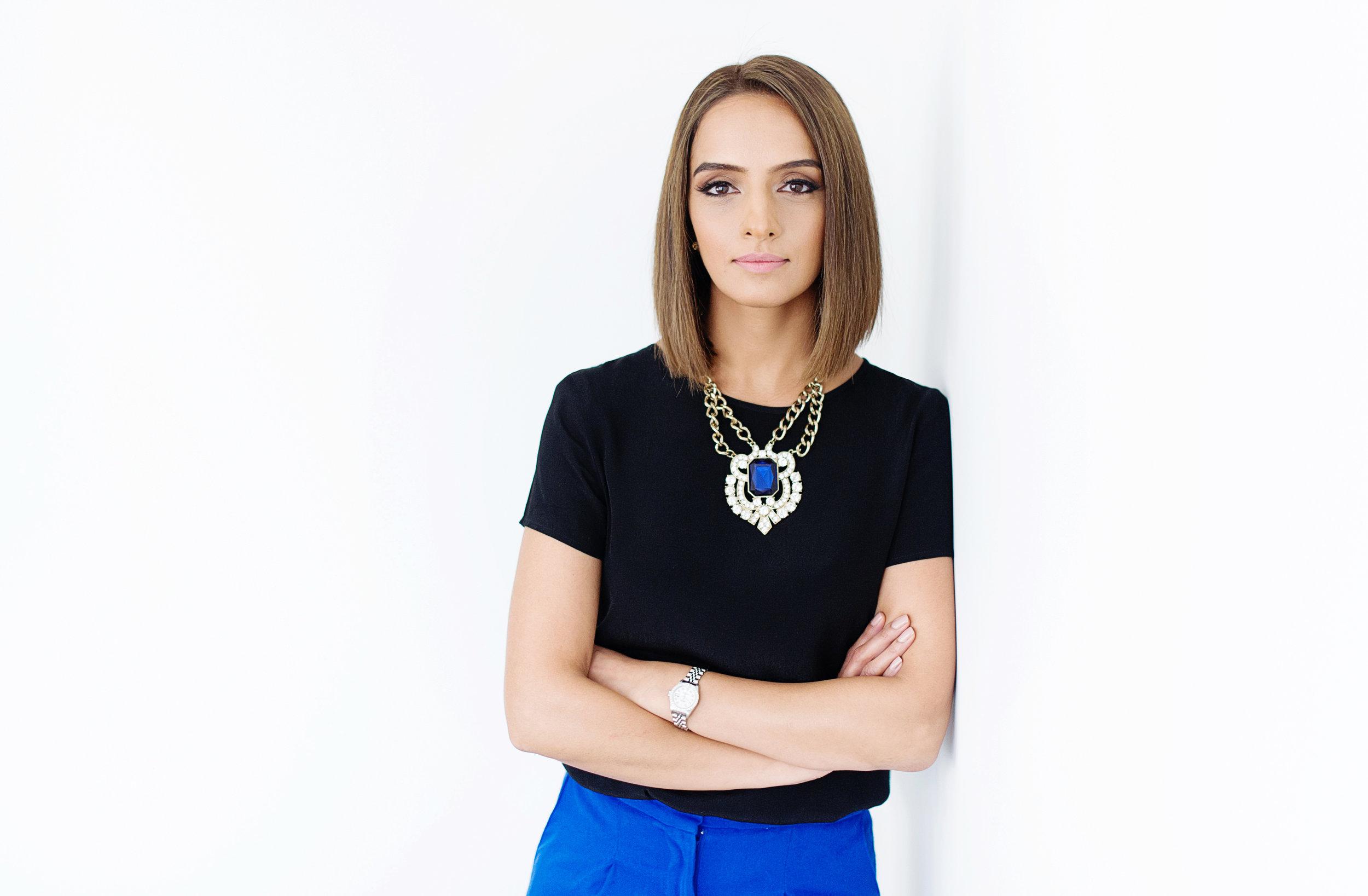 Ruby Sohi, Royal Blue Events
