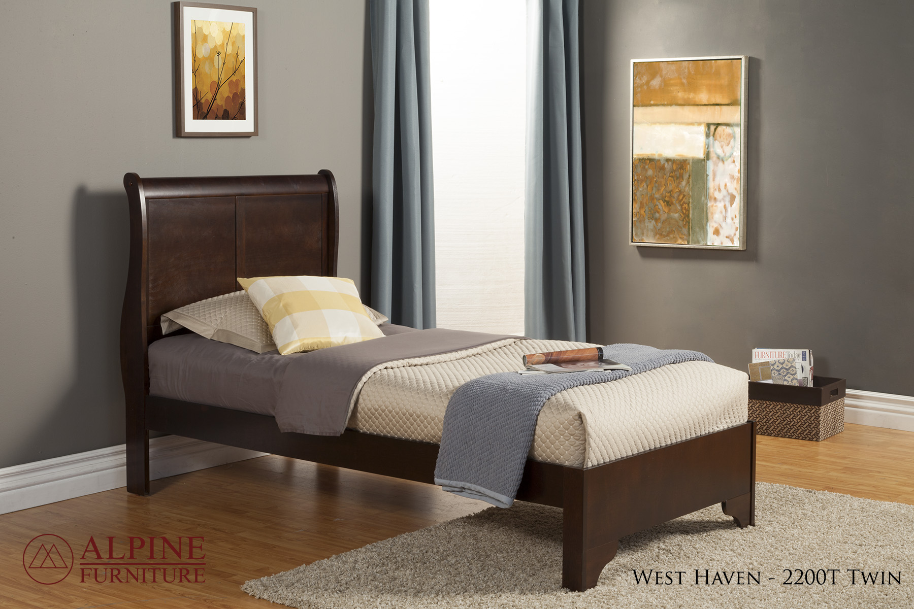 West Haven Twin Bed