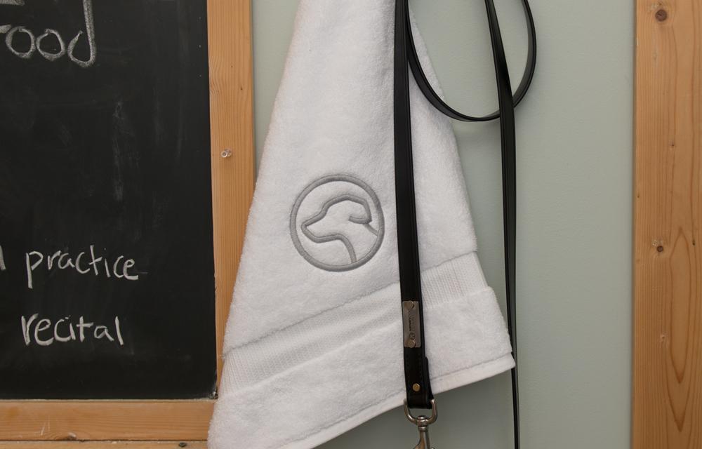 Henry Dog Towel