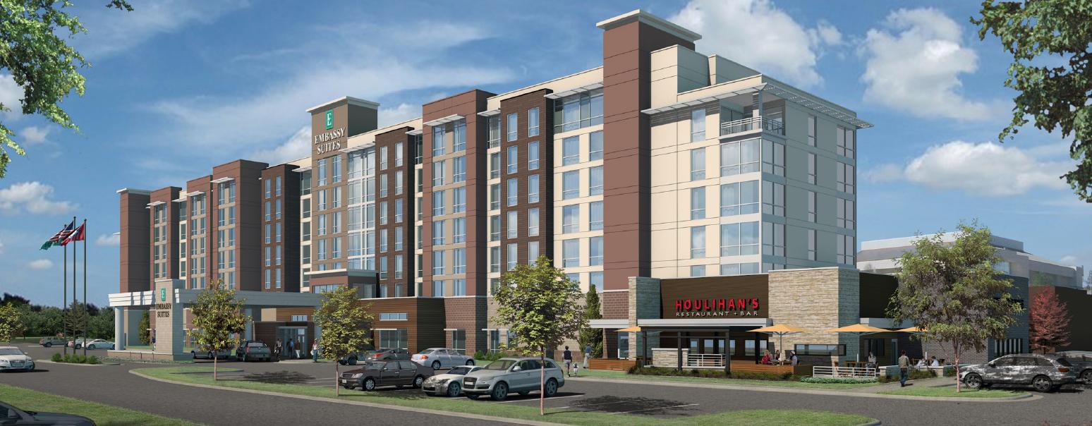 Embassy Suites by Hilton in Jonesboro, Arkansas