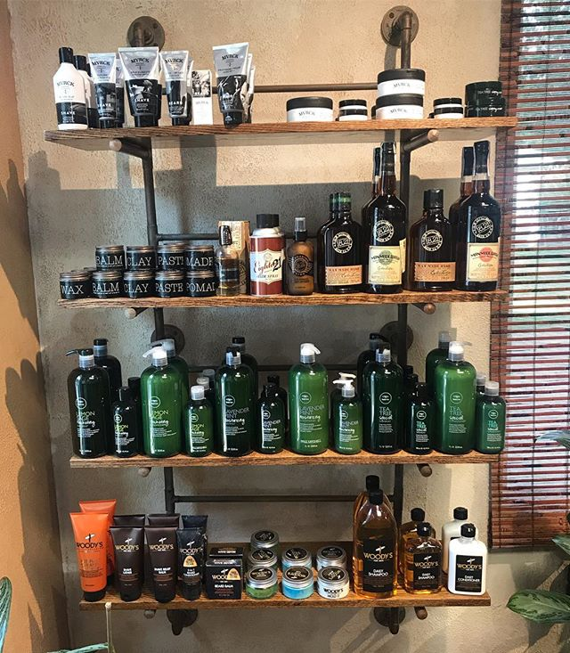 If your dad still has hair... come by and get him some amazing hair products for Fathers Day! 🧴 💆🏻‍♂️