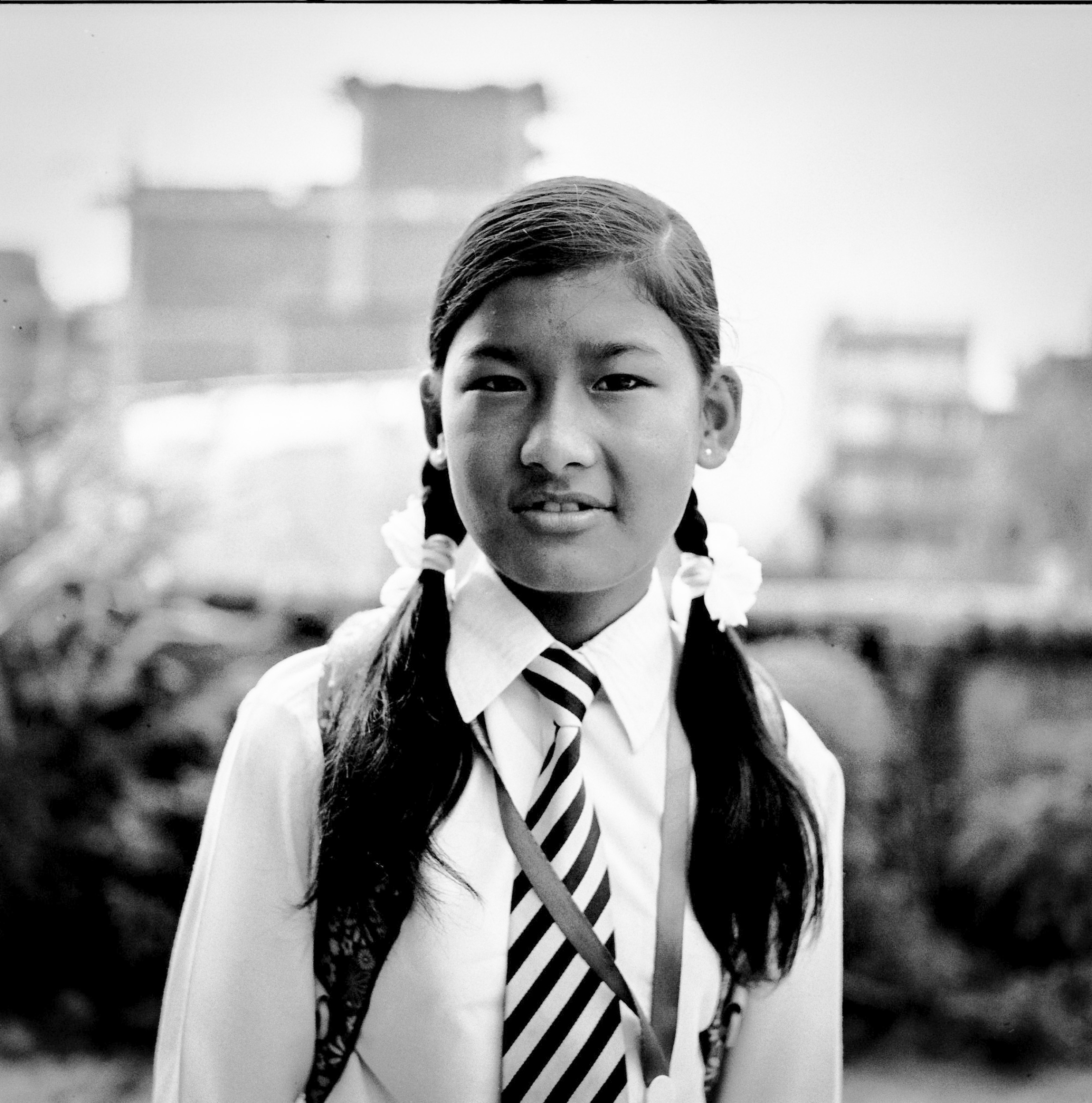 Beautiful expressive faces,   Bhaktapur