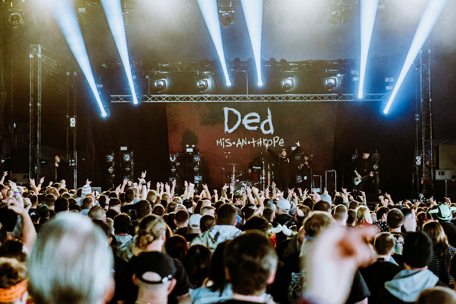 Ded in the Avalanche Stage.