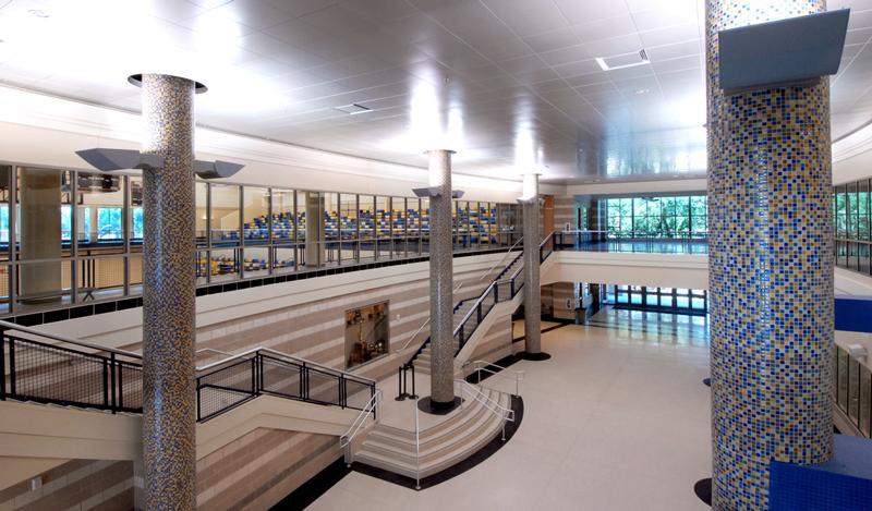 Holy Cross School - Lobby