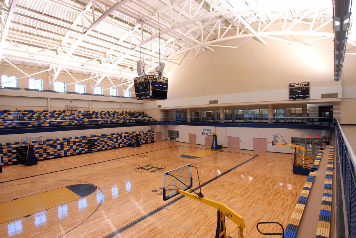 Holy Cross School - Gym